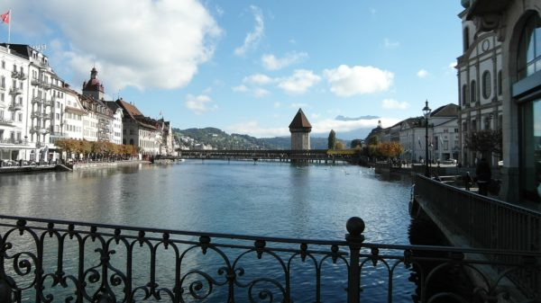 Luzern am Tag