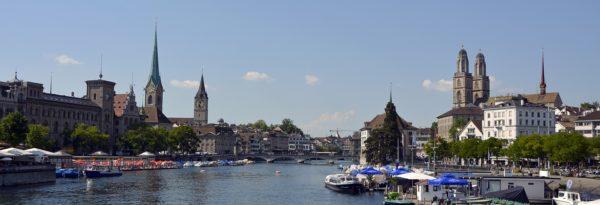 Zürich am Tag